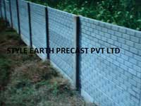 Readymade Compound Wall Manufacturers And Suppliers
