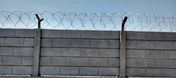 Precast Concrete Compound Wall, Precast Concrete Compound